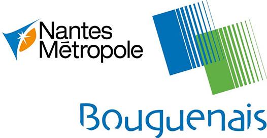 Nantes Métropole et Ville de Bouguenais